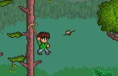Jungle bat in Surface Jungle