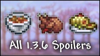 Every 1.3.6 Spoiler so far - Terraria