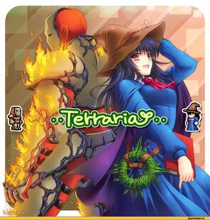 Terraria-anime-art-красивые-картинки-902575