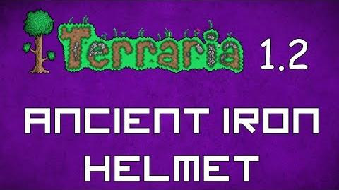 Ancient Iron Helmet - Terraria 1.2 Guide New Old Helmet!