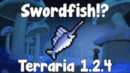 Swordfish - Terraria 1.2