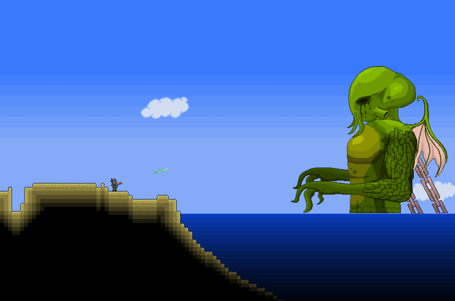 Cthulhu | Terraria Wiki | FANDOM powered by Wikia