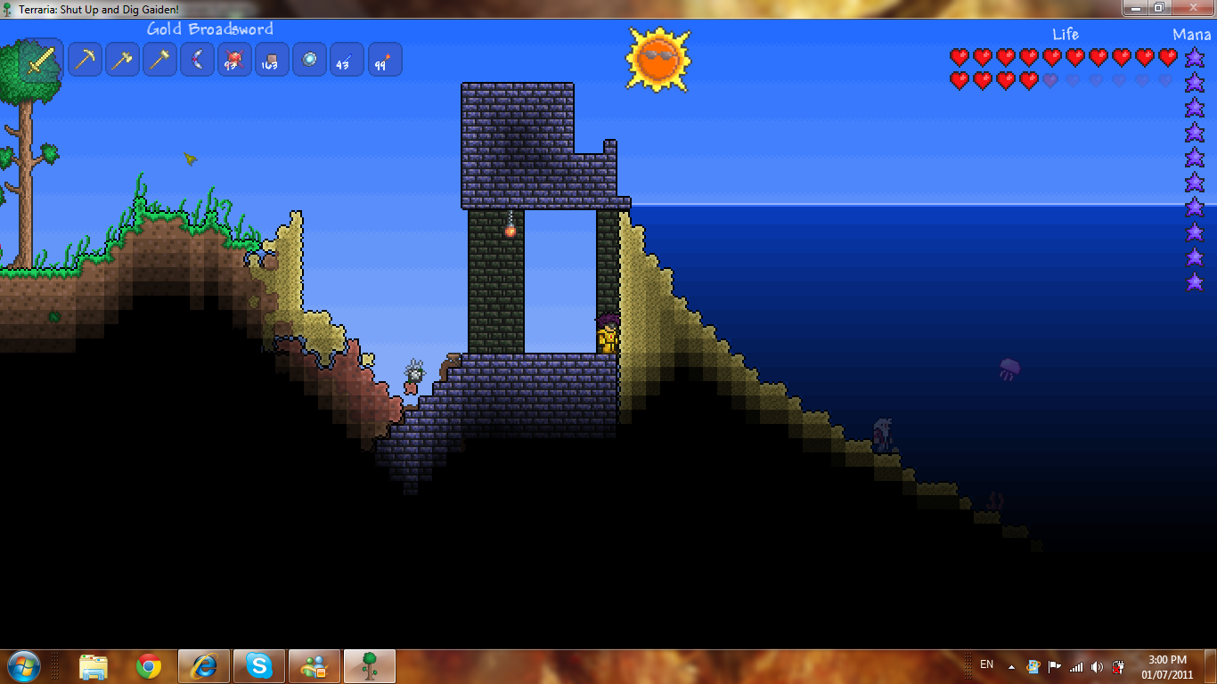 Overlapping Biomes | Terraria Wiki | FANDOM powered by Wikia