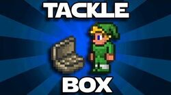 Tackle Box Accessory Save Your Bait! Terraria 1.2