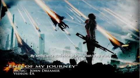 """John Dreamer - Mass Effect 3 EPIC MUSIC """"End of my Journey"""" (Mordin's Song)"""