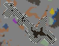 Nido de arañas mapa