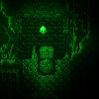 Shrine on a boulder