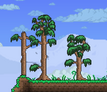 Terraria small tree