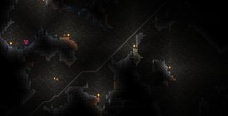 Subterráneo paisaje