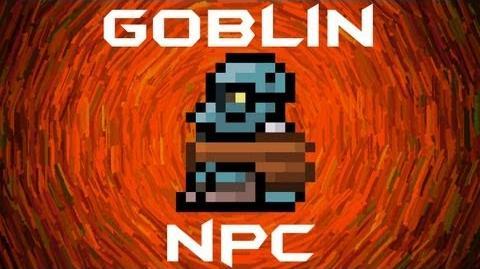Goblin NPC Terraria HERO