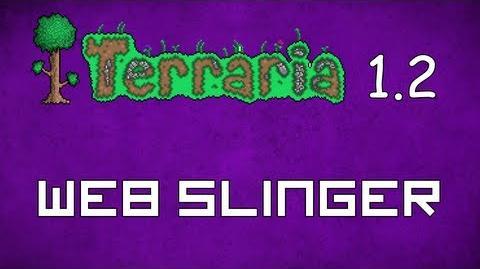 Web Slinger - Terraria 1