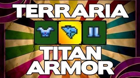 Terraria - Titan Armor