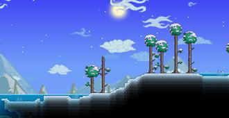 Tundra paisaje