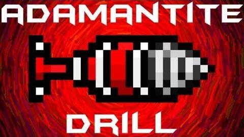 Adamantite Drill