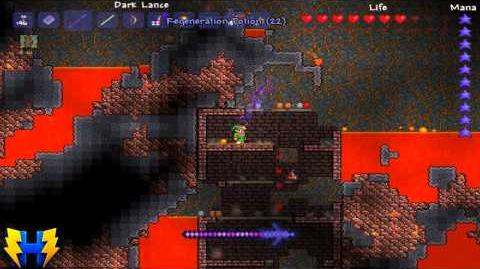 Terraria Dark Lance (Updated)