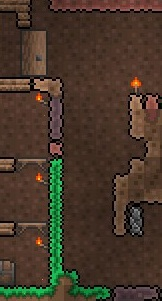 Terraria Pit defense