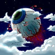 Terraria eye of cthuhlu fan art