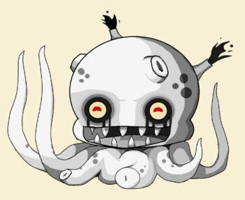 Zombie Octopus.