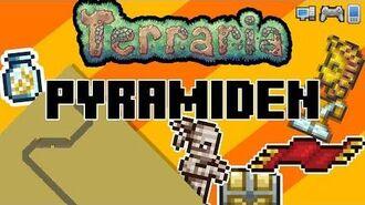 Alles über PYRAMIDEN Terraria Tutorial Deutsch