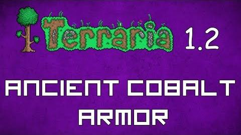Ancient Cobalt Armor - Terraria 1