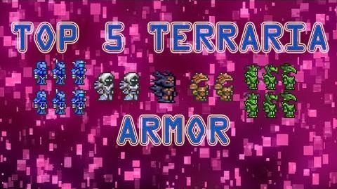 Terarria Top 5 Armors