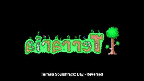 Terraria Day Music - Backwards