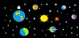 The planetary menu...