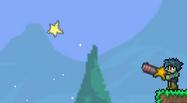 Sternenkanone in Benutzung