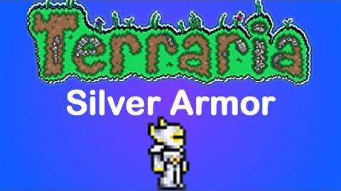 Silver armor terraria wiki fandom powered by wikia terraria silver armor publicscrutiny Image collections