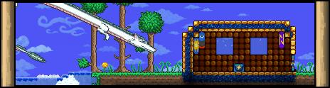 Парящие острова биом