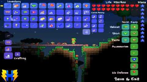terraria how to use commands