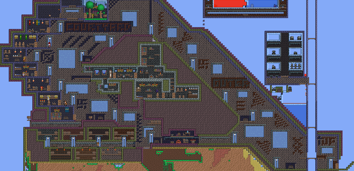 User blog:Terrari492/Finished House! | Terraria Wiki | FANDOM ...