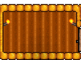 Pumpkin Wall