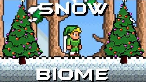 Snow Biome 1.1