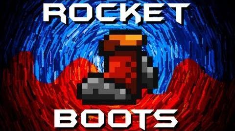 Terraria - Rocket Boots