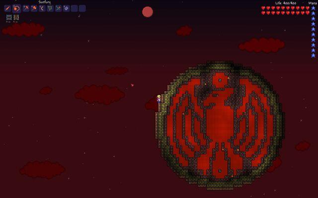 File:Terraria Eyes of the Hawk pixel art.jpg