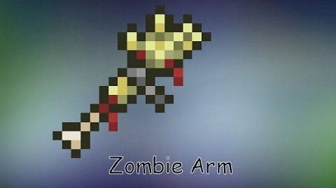 Zombie Arm Terraria Russian Guide By Will-0