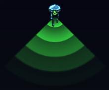Martian Probe beam