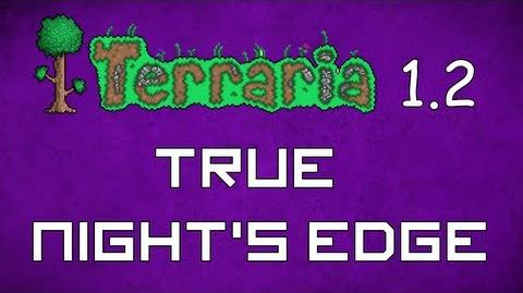 True Night's Edge - Terraria 1