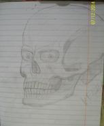 Хранитель скелетрона art