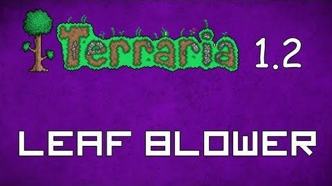 Leaf Blower - Terraria 1