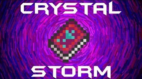 Crystal Storm Weapon Terraria HERO