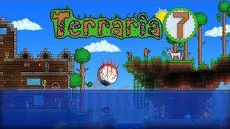 Terraria - UNDERWATER