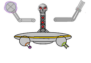 Galactic skeletron.