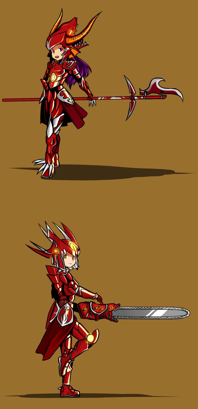 Adamantite armor