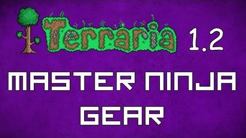 Master Ninja Gear Terraria Wiki Fandom Powered By Wikia
