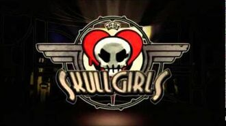 Skullgirls Grand Cathedral Stage
