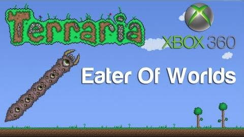 Video Terraria Xbox Eater Of Worlds 26 Terraria