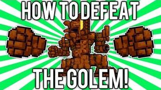 Terraria 1.2 How to Defeat the Golem! (UPDATED EASY SOLO GUIDE TUTORIAL) demize