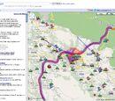 Mappa del Terremoto dell'Aquila